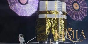 طلا در لباس فضانوردان