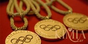۳۲ کیلو طلای المپیک از مواد بازیافتی