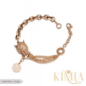 دستبند پنتر MGM کد DA0671005