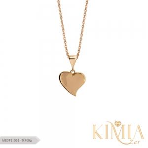 مدال قلب کد ME0731035