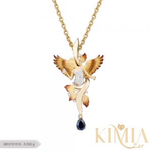 مدال فرشته کد ME0151019
