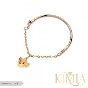 دستبند بچگانه کد DB0231006