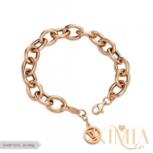 دستبند LV کد DA0671012