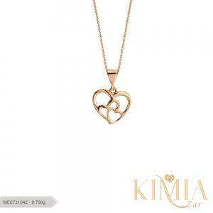 مدال قلب کد ME0731042