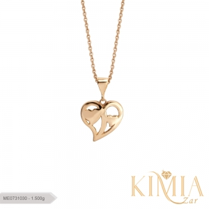 مدال قلب کد ME0731030