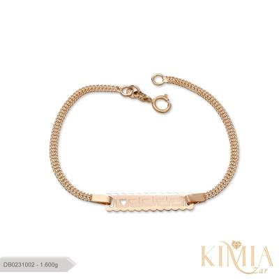 دستبند بچگانه کد DB0231002