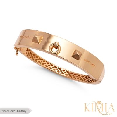 دستبند تیفانی کد DA0821002