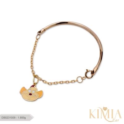 دستبند بچگانه کد DB0231009